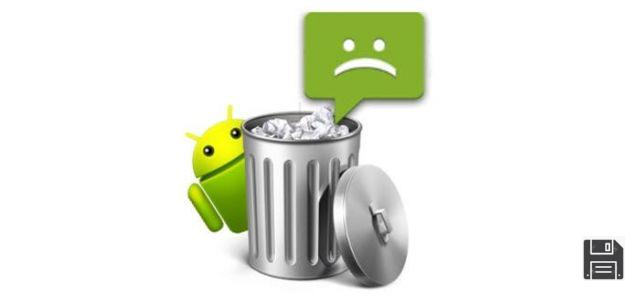 How to recover deleted Android SMS