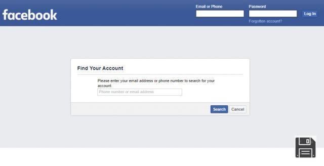 My password facebook need i 3 Ways